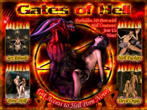 Wanna watch how Demons and Hell Creatures fuck innocent girls? You're just seconds away from HELL PORN! Enjoy crazy and shocking porn pictures and movies