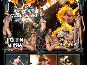 Check out these hot 3D rendered images of fantasy women getting fucked by fantasy characters and fantasy creatures. Indulge in your fantasy world with
