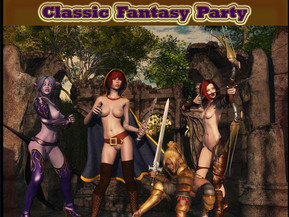 Classic Fantasy Party is a premium 3D porn site dedicated to sex in anther fantasy worlds, fantastic 3D porn, fantasy parties, hardcore monsters sex and