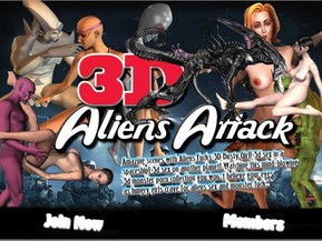 Amazing scenes with Aliens Fucks 3D Busty Girl! 3d sex in a spaceship! 3d sex on another planet! Watching this mind-blowing 3d monster porn collection